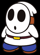 Chow the White Shy Guy