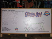 Scooby-Doo Inflation Instructions