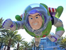 Buzz Lightyear At D23 Expo