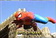 1990 Spider-Man Balloon