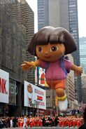Dora-Balloon-by-all-of-olive.-at-Flickr