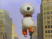 SnoopyBalloon Macy's1987
