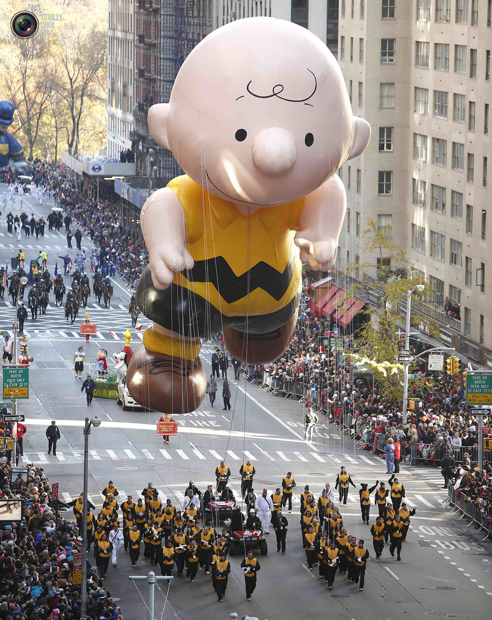 Charlie Brown Macy S Thanksgiving Day Parade Wiki