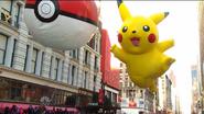 Pikachu with PokéBall 2013