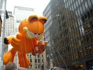 Garfield-Float
