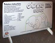 Garfield-sign