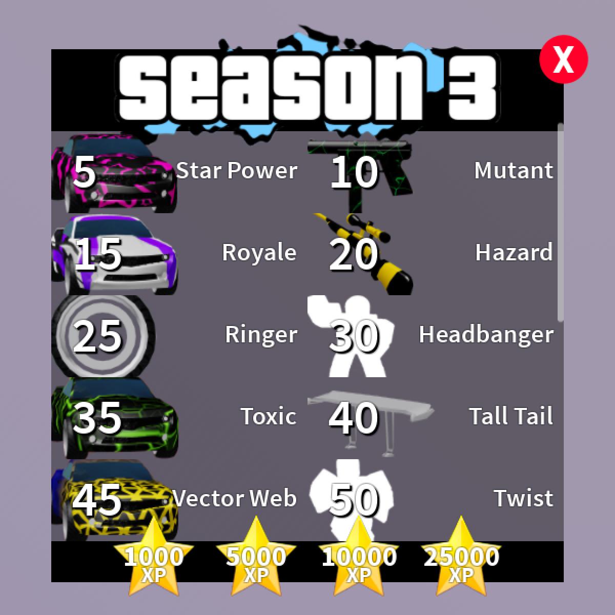 Season 3 | Mad City Roblox Wiki | FANDOM powered by Wikia