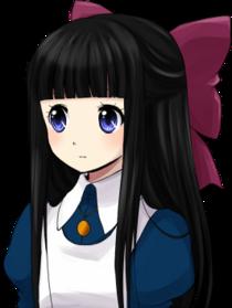 Aya Portrait