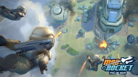 Mad Rocket Fog of War HD Preview - Upcoming iOS Android Strategy Game