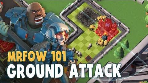 -MRFOW101- Ground Attack Units - The Basics