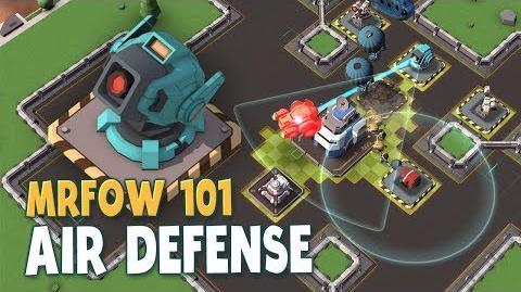 -MRFOW101- Air Defense Buildings - The Basics