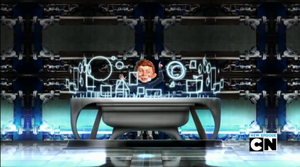 Alfred e neuman in alfred's game
