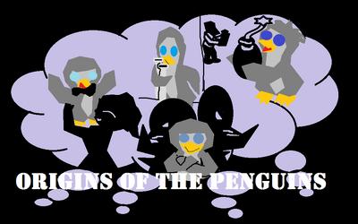 Origins of the Penguins