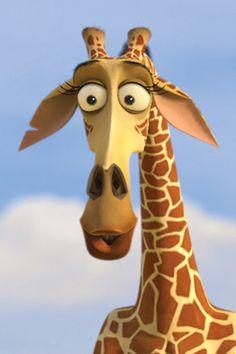 Melman madagascar movies wiki fandom powered by wikia - Girafe madagascar ...