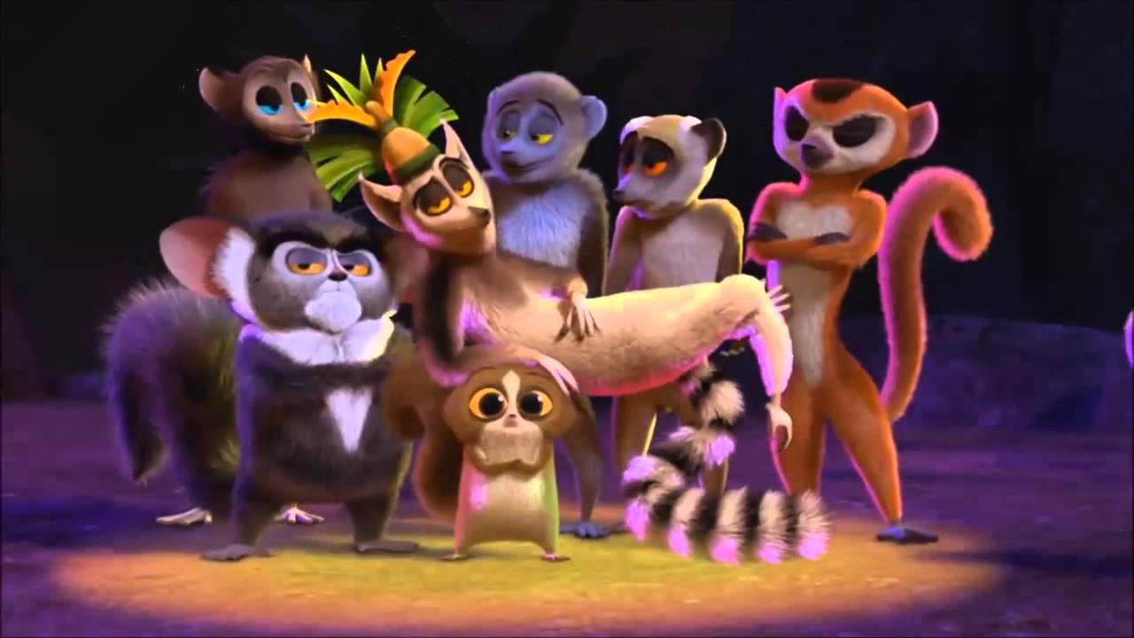 Madagaskar Lemuren Film