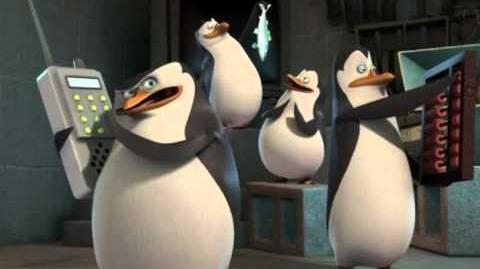 Soundtrack der Pinguine aus Madagascar