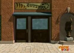 Zoovenir shop