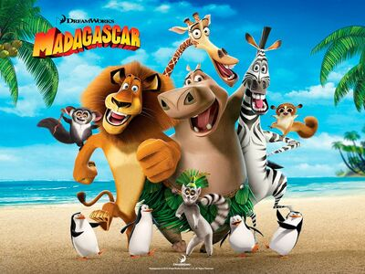 Madagascar titel default