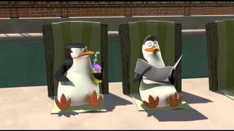 Die Pinguine aus Madagascar - Blitz und Weg (Video)