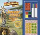 Coloring and Activity Books/Jammin Jungle Activity Kit