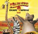 Posters/Madagascar: Escape 2 Africa