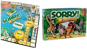 Game-Sorry-Board