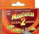 Madagascar: Escape 2 Africa - I Have Card Game