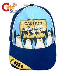 The Penguins of Madagascar Cap Hat 1