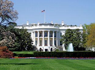 White House South Facade