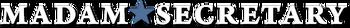 Madam Secretary logo 2