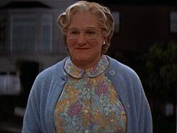 Mrs doubtfire three