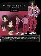 ZIon Thenaider Anime