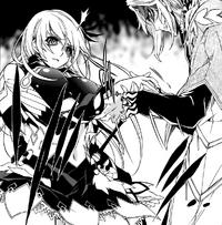 Greast and Elen Manga