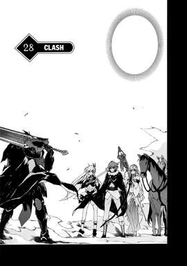 Manga Chapter 28