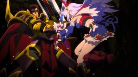 【予告】TVアニメ「魔弾の王と戦姫」第12話〜聖窟宮(サングロエル)〜-0