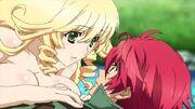 Sofy and Tigre