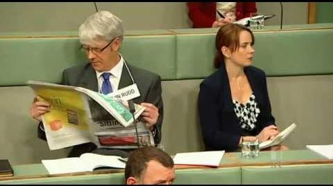 Shaun Micallef's Mad As Hell -- Back Benched! -- Fake Program Promos