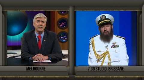 Episode 2 Promo Shaun Micallef's MAD AS HELL Wednesdays, 8pm, ABC1