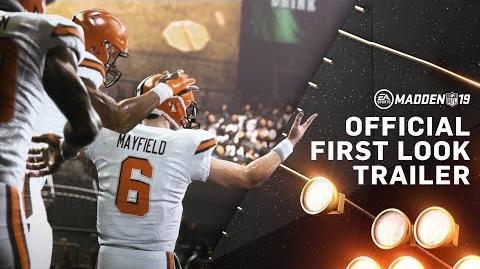 Madden NFL 19 – Official Reveal Trailer