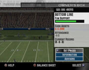 Owner Mode Madden 2004