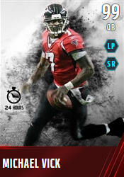Elite Boss Michael Vick in MUT 15