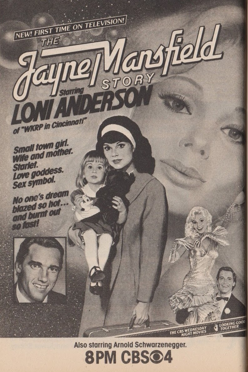 The Jayne Mansfield Story | Made For TV Movie Wiki | FANDOM