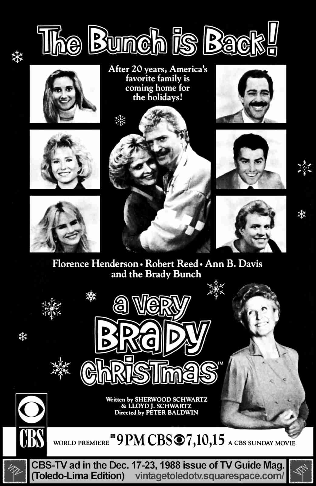 A Very Brady Christmas.A Very Brady Christmas Made For Tv Movie Wiki Fandom
