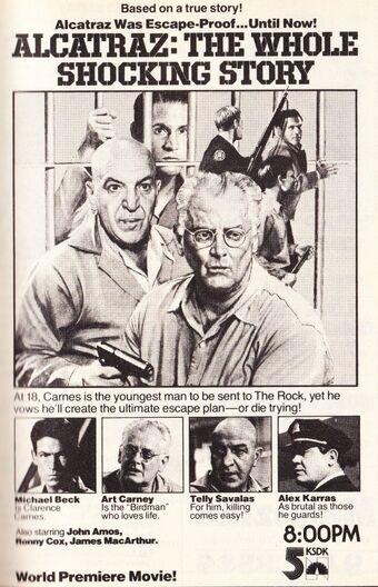 Alcatraz The Whole Shocking Story Made For Tv Movie Wiki Fandom