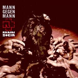 Mann Gegen Mann cover