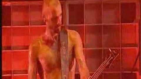 Rammstein - Benzin Live Volkerball