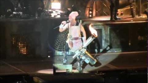 Rammstein Mein Teil Live 2011 - 2012 Made In Germany Tour