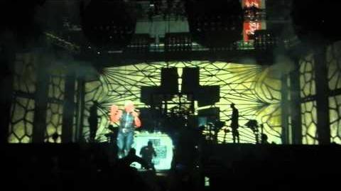 Rammstein - Ich Will (Live Barcelona 14 04 2013 palau sant jordi)