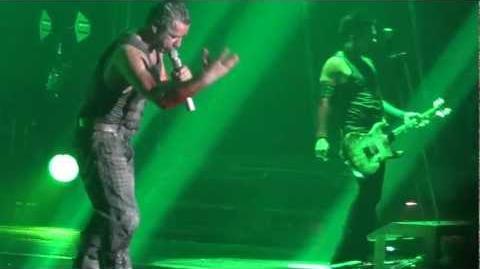 Rammstein Du Riechst So Gut Live Montreal 2012