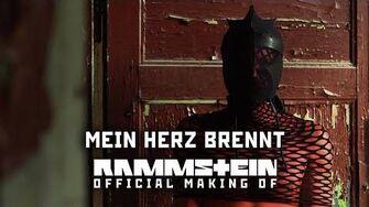 Rammstein - Mein Herz Brennt (Official Making Of)